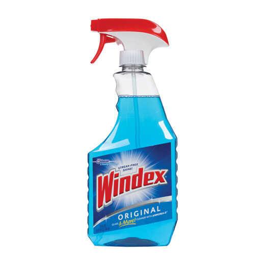 Glass & Window Cleaners