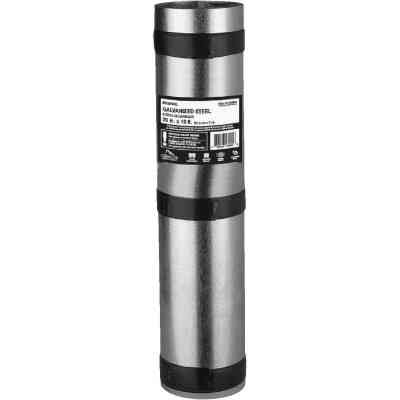 NorWesco 20 In. x 10 Ft. Mill Galvanized Roll Valley Flashing