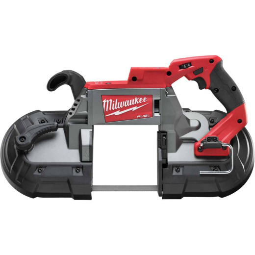 Milwaukee M18 FUEL 18 Volt Lithium-Ion Brushless Deep Cut Cordless Band Saw (Bare Tool)