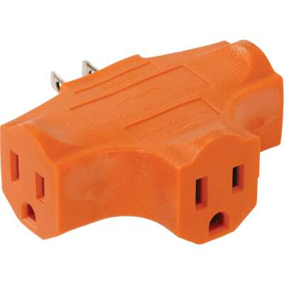 Do it Orange 15A 3-Outlet Tap