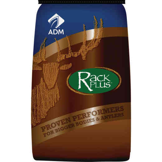 ADM Rack Plus 50 Lb. Elk & Deer Forage