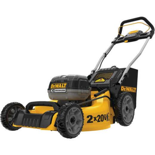 DeWalt 20 In. 20V MAX 2x 3-In-1 Cordless Lawn Mower